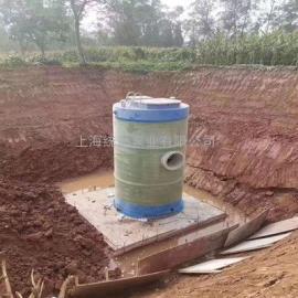 一体化预制泵站-统源泵业TYBZ2000-4000