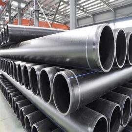 钢丝网骨架pe复合管 hdpe消防给水管高承压管材管件