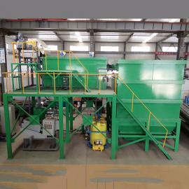 磁混凝污水处理设备 磁混凝沉淀池原理 河道治理磁混凝设备工艺