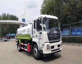 10吨国五绿化洒水车价钱