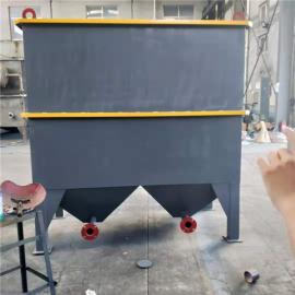 油漆废水除油设备斜管沉淀器