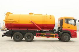储粪池10吨粪污运输车-10方粪污粪便自卸式清运车参数