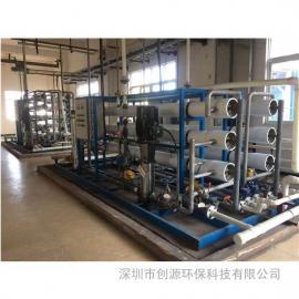 生产二级反渗透纯水设备30T/H