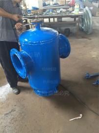暖通系�y循�h水系�y通用DN150螺旋除污器