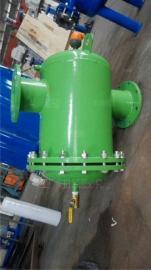杭桂HG系列循�h水系�y除污出渣�S锰间�螺旋除污器