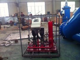中央空调循环水变频真空定压补水脱气机组