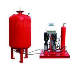 杭桂牌HGDT中央空调暖通系统必备补水排气定压装置