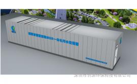 花园式MBR污水处理设备--创源智慧型污水处理设备