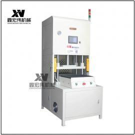 专业定制数控伺服单柱液压机 汽车部件压装机 单臂伺服液压机
