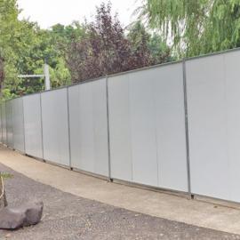 路泊士交通泡沫夹芯板围挡建筑施工护栏工地安全围蔽临时围墙