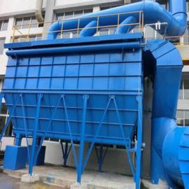 生物质锅炉布袋除尘器设计独特烟气分配装置