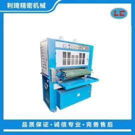 利琦 一砂一轮板材自动丝机 雪花直纹拉丝机LC-ZL600-1A