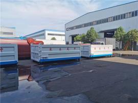 养殖场拉粪车-6吨8吨10吨吸粪车-含水粪便垃圾清运车报价