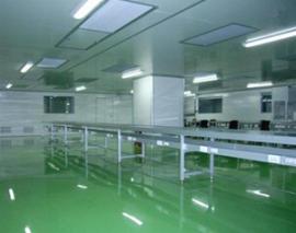 食品净化车间的空气净化装置