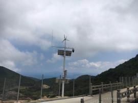 风光互补发电山区公路无线视频监控系统-风光互补-英飞