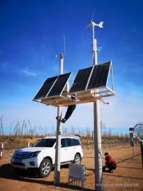 中石化石油管道沿线风光互补智慧监控系统-风光互补系统-英飞