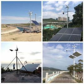 天然气管道风光互补监控系统-风光互补发电-英飞