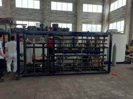 华尔源RO-G系列反渗透中、高压锅炉补给水处理北京赛车