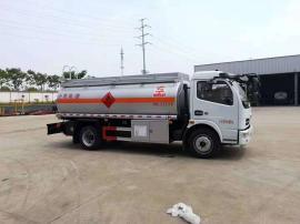 8吨碳钢8.2立方玉柴150马力高低小八档油罐车出售