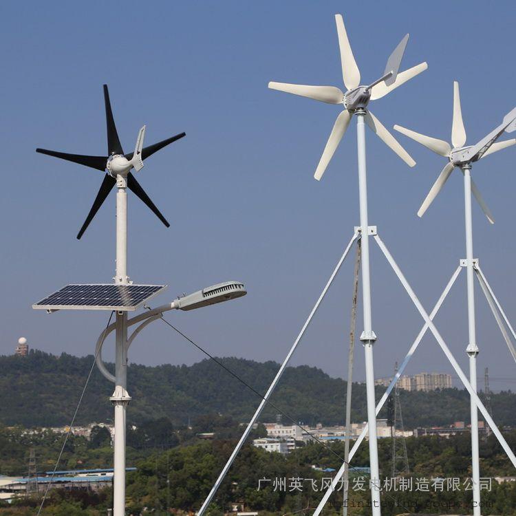 800W小型风力发电机 风力发电机-英飞风力