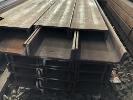 U125日标槽钢全尺寸规格大全