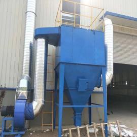 立式燃煤锅炉布袋除尘器用于难治理的烟气