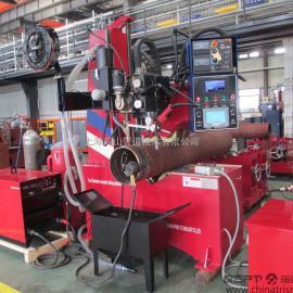 螺母自动点焊机,管道预制焊接――前山管道