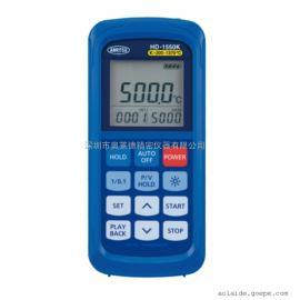 日本ANRITSU安立HD-1550K带记录仪手持式表面温度计 测温仪