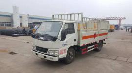 氮气氧气钢瓶专用运输车图片