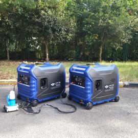 3KW静音汽油发电机