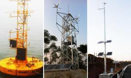 东海石油钻井平台风光互补监控系统-风光互补发电-英飞