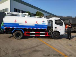 生猪养殖场拉8吨10吨12吨沼液车,罐式沼液抽渣车