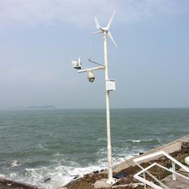 丘陵地带水库水利水文风光互补监控系统-风光互补发电-英飞