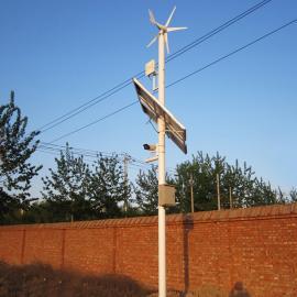 天然气传输管道风光互补监控系统-风光互补发电-英飞