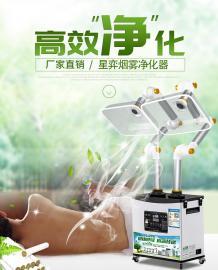 焊锡排烟外排机净化器过滤系统