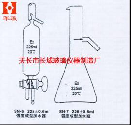 225ML 水泥量水器 水泥胶砂量水瓶 自动加水瓶
