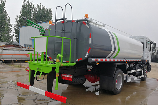 5-12立方绿化草坪水罐车-洒水车制造厂