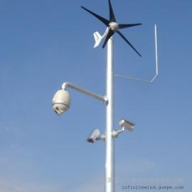 高原森林防火风光互补智慧系统-风光互补发电-英飞