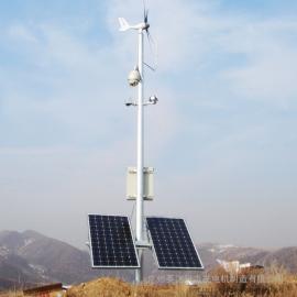 高寒地区森林防火风光互补智慧系统-风光互补发电-英飞