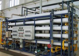PCB线路板废水处理中水回用设备