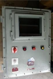 户内带电显示器防爆控制箱