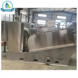 堂正环境生产 401型叠螺式污泥脱水机全不锈钢材质