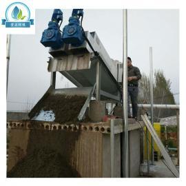 302型叠螺式污泥脱水机 堂正环境生产 全不锈钢叠螺脱水机