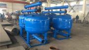 DN100全自动反冲洗砂滤器灌溉反冲洗全自动过滤器