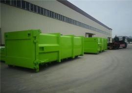 3方4方勾臂垃圾车 小型勾臂式垃圾运输车 国六垃圾车