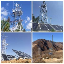 风光互补监控发电系统 森林防火监测系统 英飞�L力�l�机