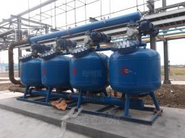杭桂HGAGF碳钢全自动冷却塔循环系统专用浅层砂过滤器