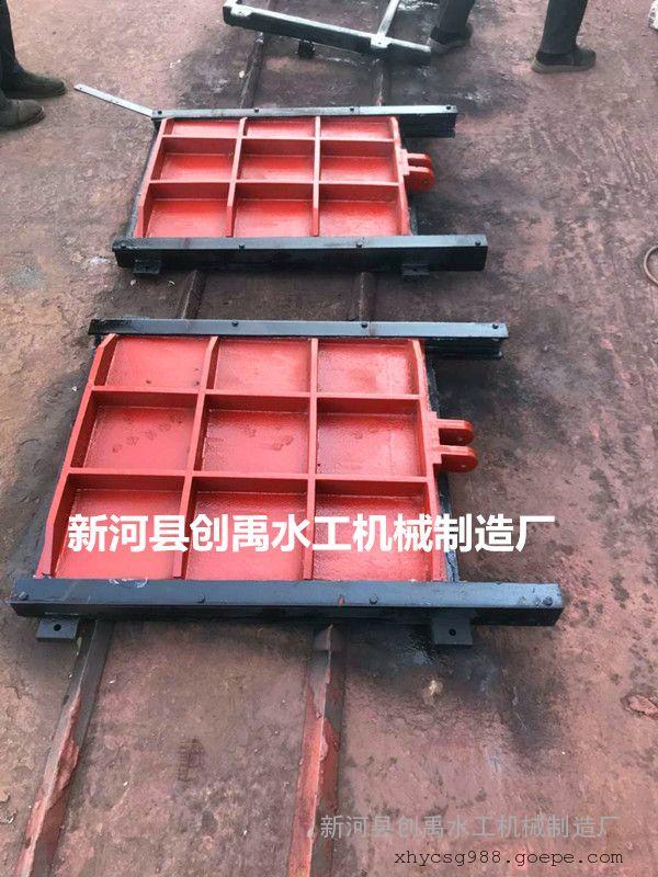 防腐铸铁闸门|铸铁闸门|渠道闸门|农田铸铁闸门|大型启闭机闸门