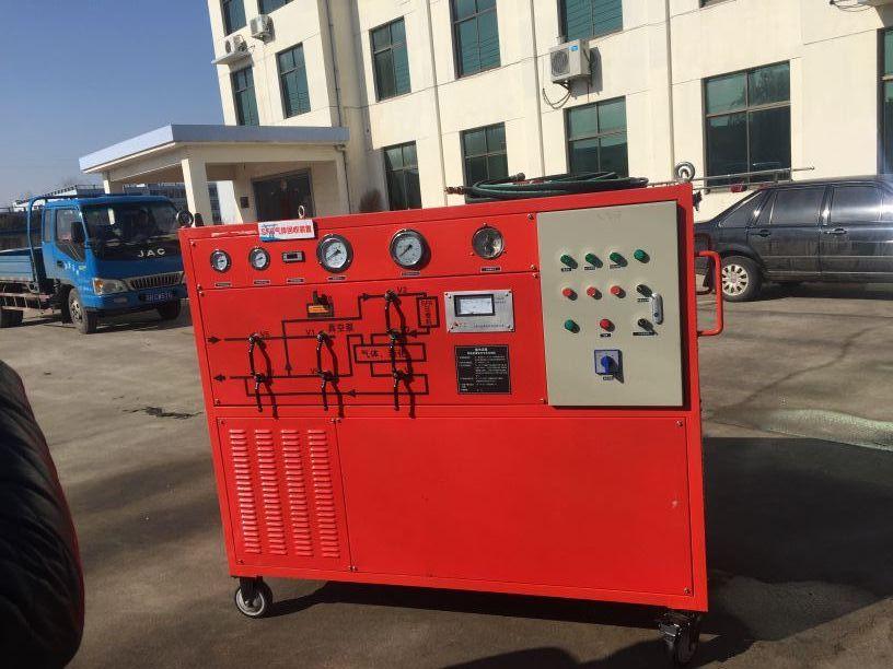 SF6气体抽回收充放装置