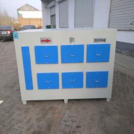 活性炭环保箱工业废气处理设备漆雾处理箱活性炭吸附箱干式过滤